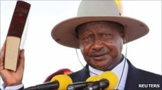 The last days of dictators before downfall are marked by isolation. #Museveni is going down   Museveni is now isolated. He prides himself on knowing history. He learned nothing. Museveni should know what happened to Mobutu Sadam Hussein Gadafi and what awaits him. When the president of one of the most ruthless dictator regimes insults donors and calls them stupid there is a price to be paid. When one of the biggest war mongers and ruthless murderers calls ICC useless his days are numbered…