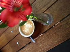 Good morning from Cafe Mono coffee shop and cafe in Mission Beach!