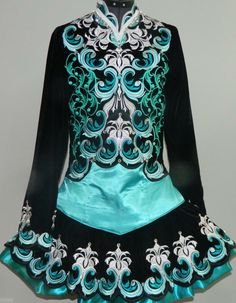 **Lewis Irish Dresses**Irish Dance Solo Dress Costume**