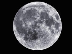 #Fullmoon tonight! Known as Full #Snow #Moon or the Full Hunger Moon. Look up if you have a clear sky! (Photo: NASA).