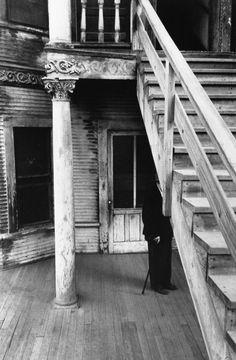 Robert Frank: Rooming House, Bunker Hill, Los Angeles, 1955-56