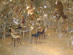 Niki de Saint-Phalle`s living room by sprinkling moon, via Flickr