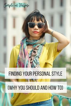 Most every woman goes through a style change when she enters motherhood. One of the big hurdles is learning your new personal style. Here is why and how to do it.