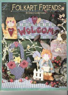 Folk Art Friends[1] - monica garcia - Picasa Web Albums...FREE BOOK!!