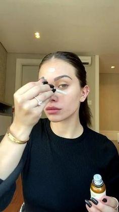 Easy makeup tutorial for beginners Easy Makeup Tutorial, Makeup Tutorial For Beginners, Simple Makeup, Make Up, Tutorials, Videos, Maquillaje, Beginner Makeup Tutorial, Makeup