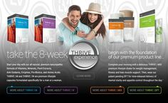 The beautiful thing about THRIVE is that it's SUPER SIMPLE!!! Just 3 easy steps in the morning and you're done!! You can relax...it's FREE to join ;)