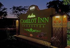 Anaheim Camelot Inn & Suites...where you can view #Disneyland's fireworks right from the pool!