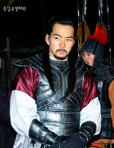 The Kingdom of the Winds-Song Il Guk