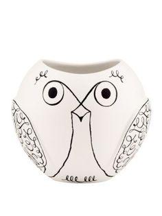 woodland park owl vase