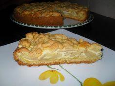 Otthoni sütés-főzés: Habkönnyű almás sütemény