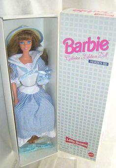 1997 Little Debbie Barbie Series III