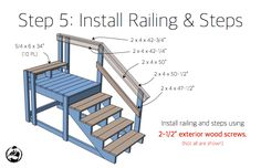 Trampoline Stairs with Slide Trampoline Steps, Best Trampoline, Backyard Trampoline, Backyard Swing Sets, Backyard Play, Backyard For Kids, Trampolines, Above Ground Pool Decks, In Ground Pools