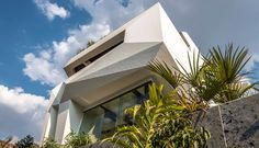 The Origami House- What is it that makes a common man crave for an identity for his abode as much he does for himself on a personal level? Check out this artistically sculpted home by Ar. Sanjay Puri and leave us your views…  http://inditerrain.indiaartndesign.com/2015/09/the-origami-house.html