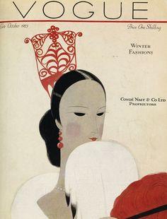 October 1923 ~ Spanish comb ~