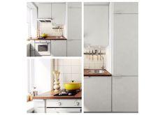 Мини-кухни в малогабаритной квартире: 10 вдохновляющих примеров   Legko.com