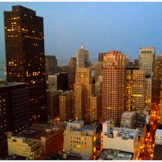 Grand Hyatt San Francisco-Great location in the middle of all the amazing stores and activity - great time