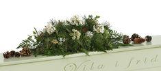 Kistdekoration - Skogsgrön - Funera Forest Flowers, Funeral, Flower Arrangements, Plants, Floral Arrangements, Plant, Planets