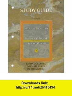 Study Guide for International Economics Theory and Policy for International Economics (9780321548283) Paul R. Krugman, Maurice Obstfeld , ISBN-10: 0321548280  , ISBN-13: 978-0321548283 ,  , tutorials , pdf , ebook , torrent , downloads , rapidshare , filesonic , hotfile , megaupload , fileserve