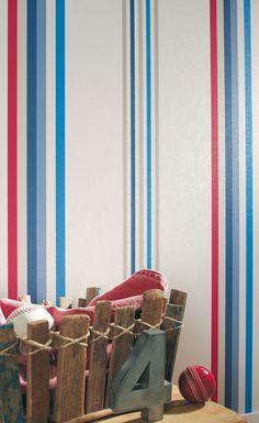 Collection : KEY WEST / Poisson, zoom #Papierpeint #decoration #interieur #voyage #KeyWest #Floride #tendance #wallpaper #Caselio  http://www.caselio.fr