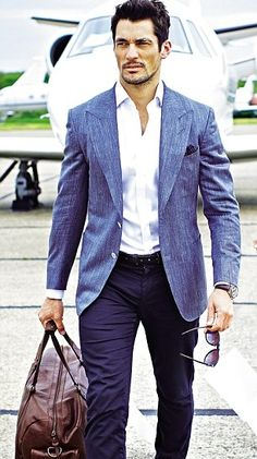 David James Gandy. The men. The lust.