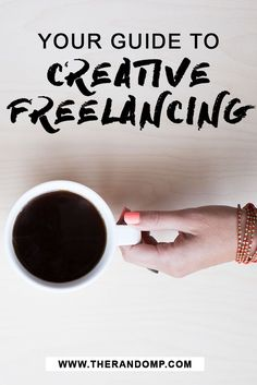 How to start your own creative freelancing business? therandomp.com/...