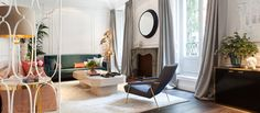 "Casa Decor 2014: ""Classic and chic living"", de Beatriz Silveira"