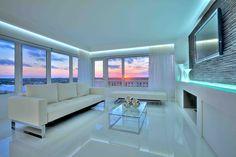 Using the views as decor. Studiohugomijares.com
