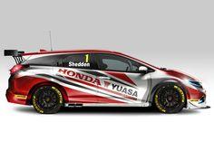 Honda to field this awesome Civic Tourer wagon in BTCC next season. aol.it/IqgZah @Honda #CivicTourer #BTCC
