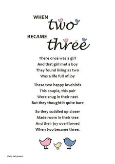 Illustrated poem print for new baby, nursery print, baby gift for new parents, nursery wall art, bab Cute Pregnancy Announcement, Its A Girl Announcement, Baby Announcement Message, Baby Design, 5 Weeks Pregnant, Nouveaux Parents, Gifts For New Parents, Parents Poem, Quotes For New Parents