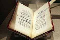 """Charles Dickens' reading copy of """"David Copperfield"""" - an annotated version he used for public readings."""