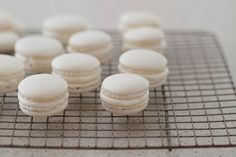 Recipe ~ How to Make Macarons, step-by-step by annieseats