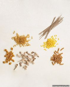 6 Healthy Pastas, Wholeliving.com