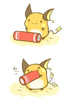 Mini Chibi Raichu adventures 2 (Pokémon!)