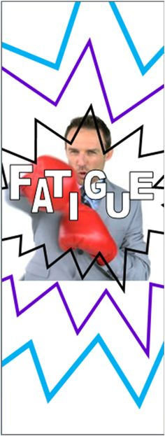 5 Ways to Fight Fatigue http://www.wellforlife.co.uk/fight-fatigue/