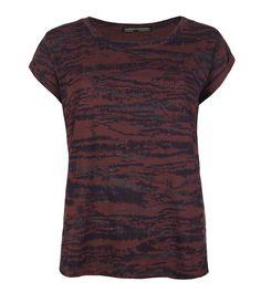 Flec Devore T-shirt, Women, Graphic T-Shirts, AllSaints Spitalfields