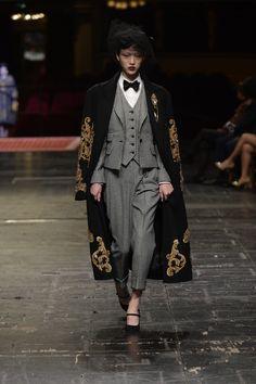 Dolce & Gabbana Alta Moda Haute couture Spring/Summer 2016 68