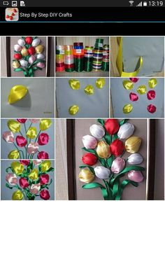 Step By Step DIY Crafts - screenshot ... Do you love this too? See more awesome stuff at http://craftorganizer.org