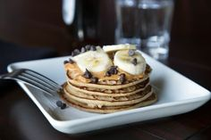 Protein Pancakes are super good for you, but delicious too. Great for the new year diet.
