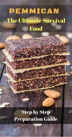 Pemmican the ultimate survival food -survivalphilosophy.com