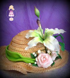 Cappello di paglia in pdz
