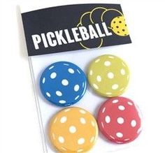 Pickleball Magnets