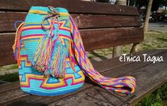 Mochila Wayuu Multicolor - SOLD OUT