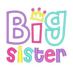 Designs :: Sibling :: Big Sister Crown
