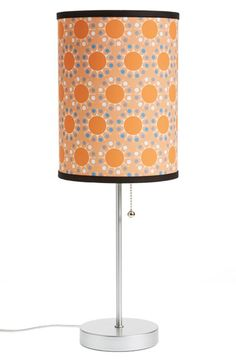 LAMP-IN-A-BOX Retro Floral Table Lamp available at #Nordstrom