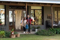 Majo and her family live in Bartolome Bavio, a rural town south of Buenos Aires. Bohemian Design, Bohemian Decor, Argentina Country, Couches For Sale, Large Homes, House Tours, Pergola, Outdoor Structures, Rustic