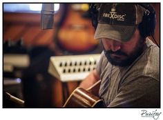 @hillbillymfwilly and @firediscgrills at @arlynstudios in Austin TX.  Making music.  #TXMS