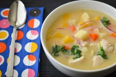 Recipe: Quick Coconut Chicken Soup — Recipes from The Kitchn