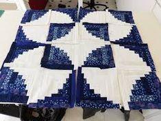 Resultado de imagem para curved log cabin quilt pattern free