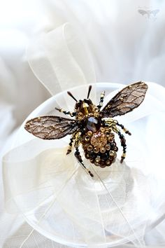 Tiny jeweled bee  (my name's meaning)