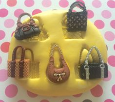 Hey, I found this really awesome Etsy listing at https://www.etsy.com/listing/215318941/purses-fashionable-variety-silicone-mold
